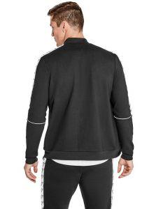 GUESS pánská mikina Lorenzo Mock-Neck Zip Jacket