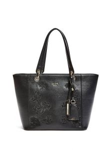 GUESS kabelka Kamryn Embroidered Tote