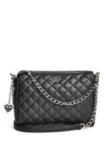 GUESS kabelka Marisol Quilted Crossbody