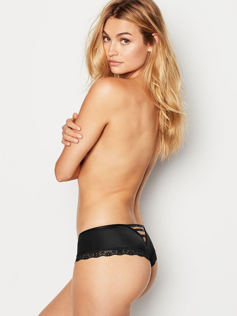 Victoria Secret kalhotky Strappy cheeky panty Victoria's Secret