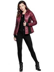 GUESS bunda Aron Quilted Puffer Jacket