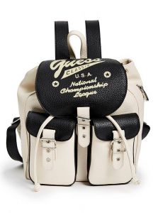 GUESS batoh Originals Logo Backpack