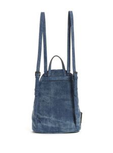 GUESS batoh Urban Sport Leeza Denim Small Backpack