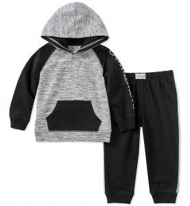 Calvin Klein oblečení pro miminko 2 Pieces Hooded