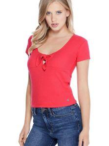 GUESS dámské tričko Sanibel