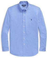 Ralph Lauren košile Classic fit poplin shirt