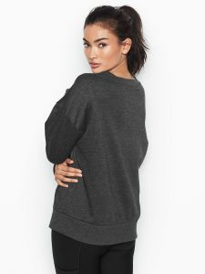 Victoria Secret mikina Fleece crew Victoria's Secret