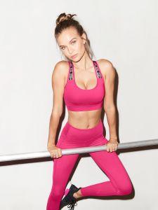 Victoria's Secret dámské legíny Knockout
