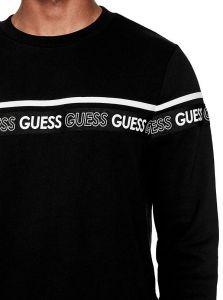 GUESS pánská mikina Axel Logo Sweatshirt