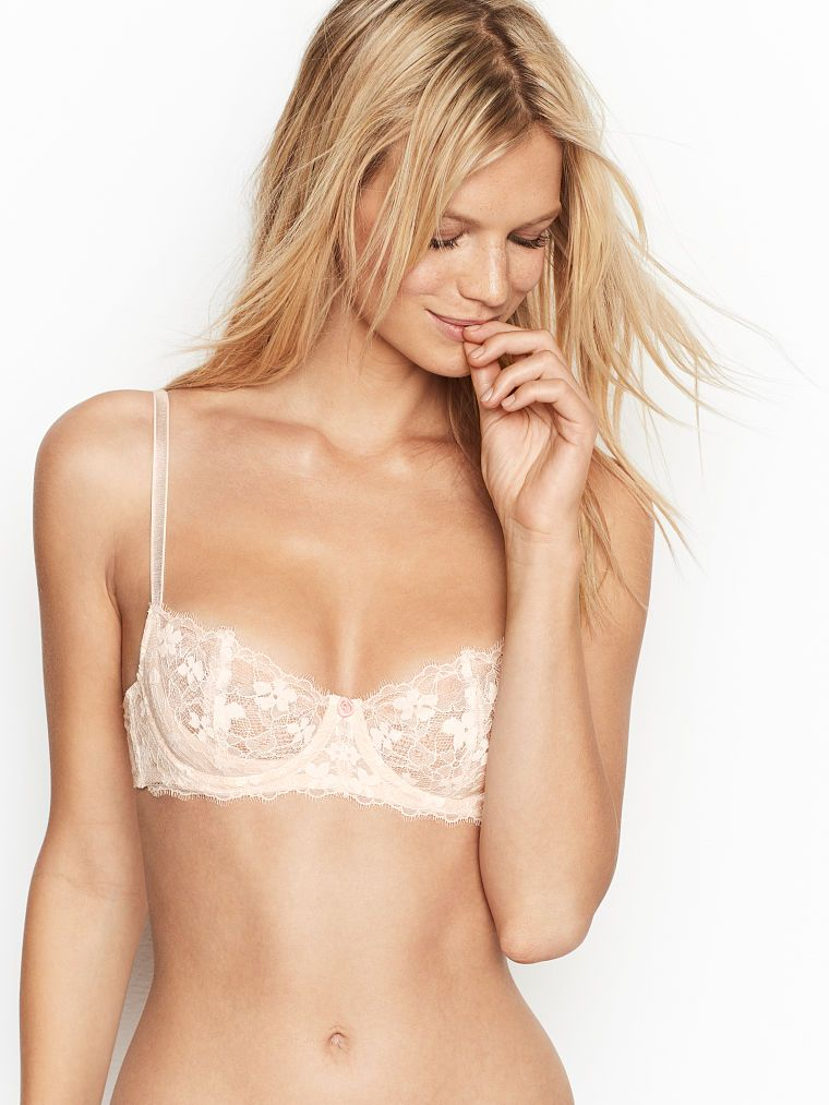 Victoria's Secret dámská podprsenka Wicked Unlined Uplift Bra