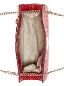 GUESS kabelka Lyra Quattro G Convertible Crossbody