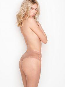 Victoria´s Secret dámské kalhotky Lace Cheeky