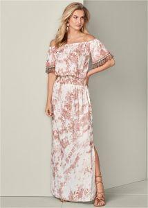 VENUS dámské šaty TIE DYE