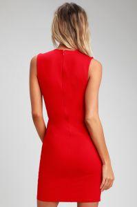 Lulus dámské šaty COCKTAIL HOUR WRAP DRESS