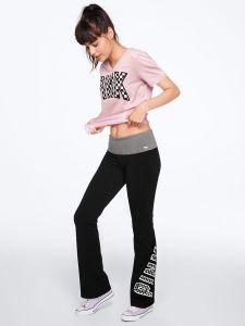 Victoria's Secret dámské legíny Sequin Bling
