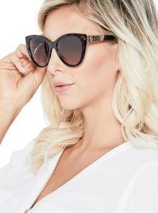 GUESS dámské sluneční brýle Plastic Cat-Eye