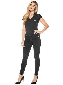 GUESS džíny Melanie Mid-Rise Skinny Jeans