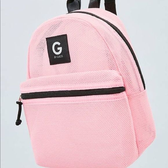 GUESS batoh Pink Backpack
