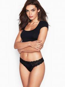 Victoria's Secret tanga Banded Thong Panty
