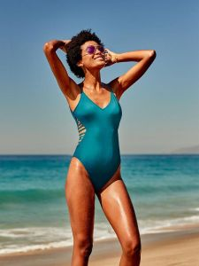 kopie Victoria's Secret dámské plavky Strappy