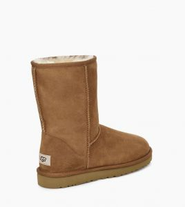 UGG boty Classic UGG Classic Short Chestnut Boots