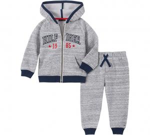 Tommy Hilfiger oblečení pro miminko 2 Pieces Hooded Jog Set