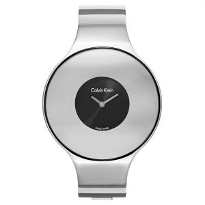 Calvin Klein dámské hodinky Seamless Black Dial