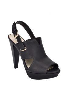 GUESS boty na podpatku Nyia