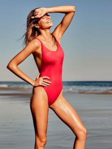Victoria's Secret dámské plavky High Leg