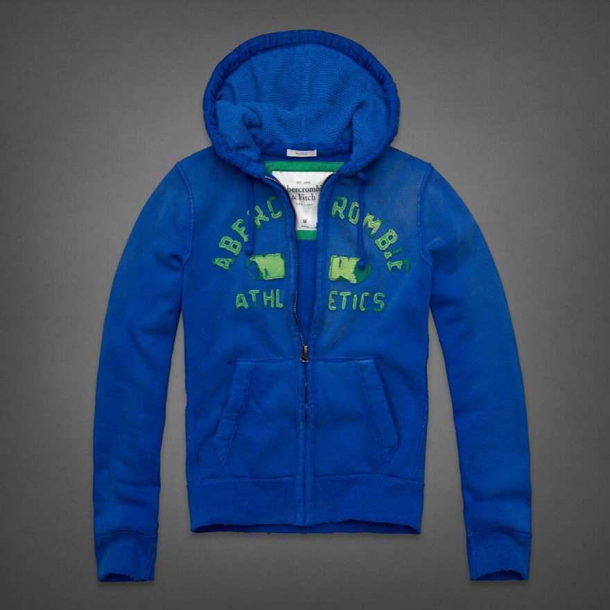 Abercrombie & Fitch pánská mikina Hudson Hoodie Abercrombie and Fitch