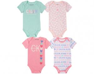 Calvin Klein oblečení pro miminko 4 Pieces