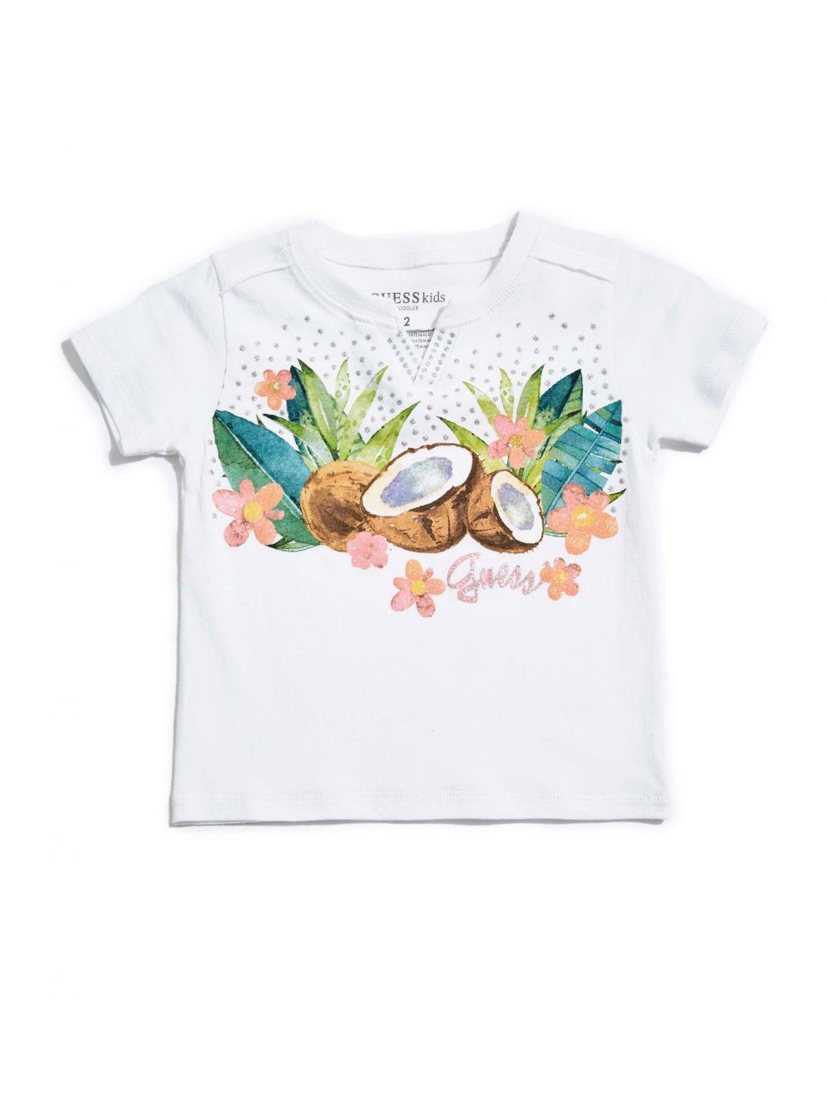 GUESS tričko Tropical