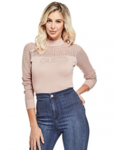 GUESS svetr Pamelyn Sweater