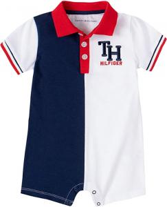 Tommy Hilfiger oblečení pro chlapečka Baby Boys' Romper