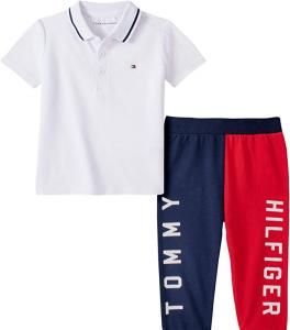 Tommy Hilfiger oblečení pro chlapečka 2 Pieces Polo