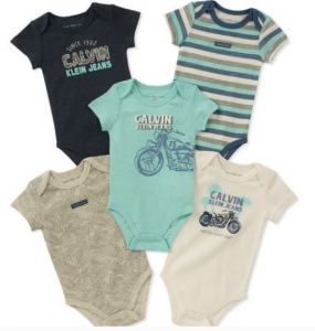 Calvin Klein oblečení pro chlapečka 5 Pieces Set