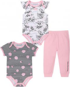 Calvin Klein oblečení pro miminko 3 Pieces