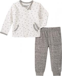 Calvin Klein oblečení pro miminko Baby Boys' 2 Pieces Cardigan