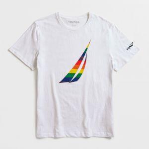 Nautica pánské tričko PRIDE LOGO