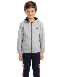 Tommy Hilfiger oblečení pro chlapečka Full Zip