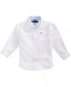 Tommy Hilfiger košile pro chlapečka Button