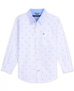 Tommy Hilfiger košile pro chlapečka Printed