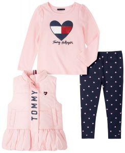 Tommy Hilfiger oblečení pro holčičku Vest set