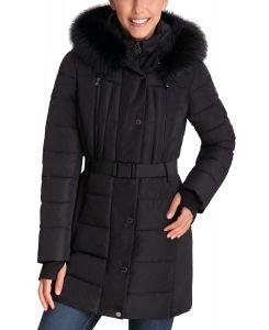 Michael Kors dámský kabát Belted