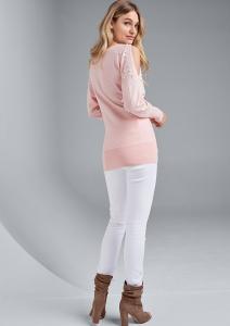 VENUS svetr Cold Shoulder Sweater