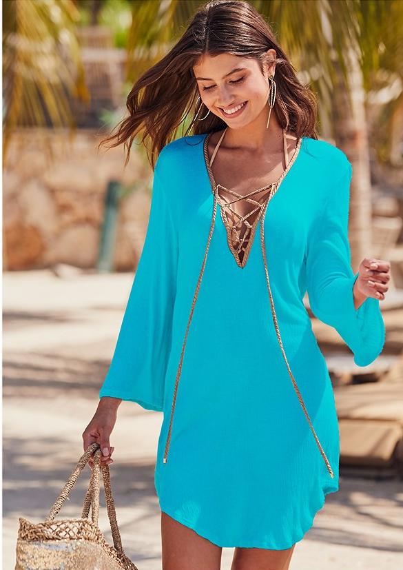 VENUS šaty Roman Cover-Up Beach Dress