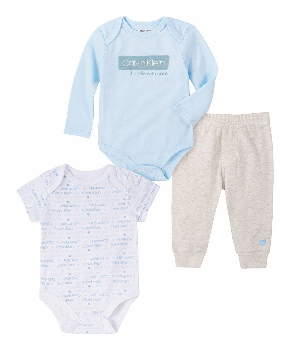 Calvin Klein luxusní oblečení pro miminko Kale