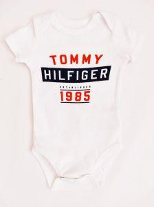 Tommy Hilfiger bodýčko pro chlapečka Liam