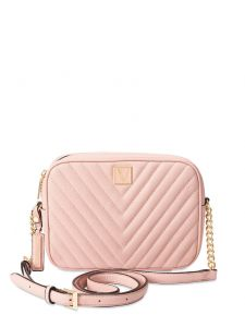 Victoria's Secret luxusní kabelka The Victoria Top Zip Crossbody