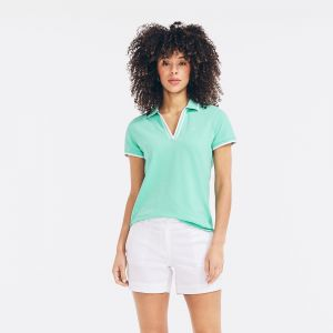 Nautica dámské polo tričko SUSTAINABLY CRAFTED